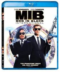 Men In Black International [Blu-Ray]