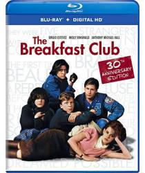 The Breakfast Club (Anniversary Edition) (Steelbook) [Blu-Ray]