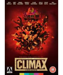 Climax (Ltd) (Dvd+Booklet) [Dvd]
