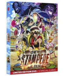 One Piece Stampede - Il Film [Dvd]