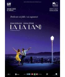 LA LA LAND |dvd rental|