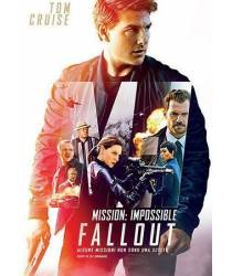 MISSION IMPOSSIBLE - FALLOUT |dvd|