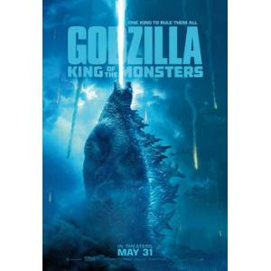 Godzilla - King Of The Monsters (Dvd)