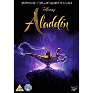 Aladdin (Live Action) (Blu-Ray)