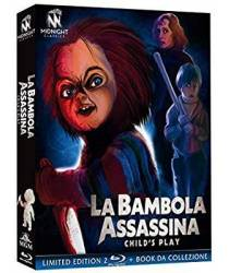 La Bambola Assassina (Dvd+Booklet)