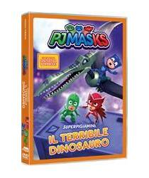 Pj Masks - Il Terribile Dinosauro